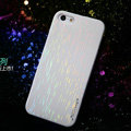 Nillkin Dynamic Color Hard Cases Skin Covers for iPhone 5S - White