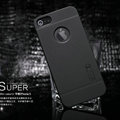 Nillkin Super Matte Hard Cases Skin Covers for iPhone 5S - Black