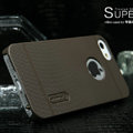 Nillkin Super Matte Hard Cases Skin Covers for iPhone 5S - Brown