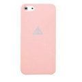 ROCK Naked Shell Cases Hard Back Covers for iPhone 5S - Pink