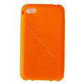 s-mak Color covers Silicone Cases For iPhone 5S - Orange