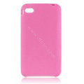 s-mak Color covers Silicone Cases For iPhone 5S - Rose
