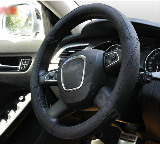 Buy Wholesale Yapoo Auto Car Steering Wheel Cover leather ...