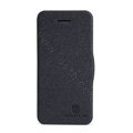 Nillkin Fresh Flip leather Case book Holster Cover Skin for Apple iPhone 5C - Black