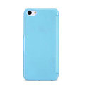 Nillkin Fresh Flip leather Case book Holster Cover Skin for Apple iPhone 5C - Blue