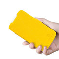Nillkin Fresh Flip leather Case book Holster Cover Skin for HTC Desire 500 506E - Yellow