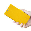 Nillkin Fresh Flip leather Case book Holster Cover Skin for Huawei Honor 3 - Yellow