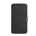 Nillkin Fresh Flip leather Case book Holster Cover Skin for Lenovo A850 - Black