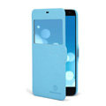 Nillkin Fresh Flip leather Case book Holster Cover Skin for MEIZU MX3 - Blue