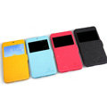 Nillkin Fresh Flip leather Case book Holster Cover Skin for MEIZU MX3 - Yellow