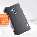 Nillkin Super Matte Hard Case Skin Cover for HTC 8088 ONE Max - Black