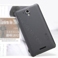 Nillkin Super Matte Hard Case Skin Cover for Lenovo S898T - Black