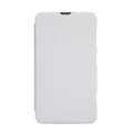 Nillkin Victory Flip leather Case Button Holster Cover Skin for Nokia Lumia 625 - White