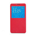 Nillkin Victory Flip leather Case Button Holster Cover Skin for Samsung GALAXY NoteIII 3 - Red