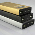 Original Pineng Mobile Power Backup Battery PN-912 16800mAh for Motorola Xphone - Gold