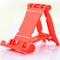 Cibou Universal Bracket Phone Holder for Lenovo A850 - Orange