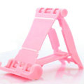 Cibou Universal Bracket Phone Holder for Lenovo A850 - Pink