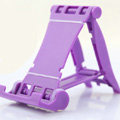 Cibou Universal Bracket Phone Holder for Lenovo A850 - Purple