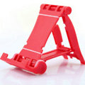 Cibou Universal Bracket Phone Holder for Lenovo A850 - Red