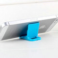 Plastic Universal Bracket Phone Holder for Lenovo A850 - Blue