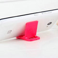 Plastic Universal Bracket Phone Holder for Coolpad 9970 - Rose