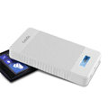 Original Cenda S1300 Mobile Power Backup Battery 13200mAh for BlackBerry Z30 - White