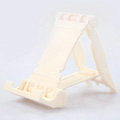 Cibou Universal Bracket Phone Holder for ZTE Nubia 5 - Beige