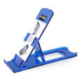 Emotal Universal Bracket Phone Holder for ZTE Nubia 5 - Blue