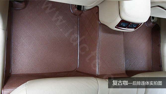 For Toyota Hilux Car Floor Mats Styling Foot Rugs Customized Auto Carpets Custom Made