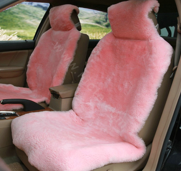 Buy Wholesale Universal KQ02 Australia Real Sheepskin Car Seat Cover Sheep Wool Auto Cushion