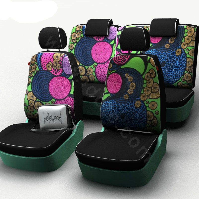 Buy Wholesale Gypsy Circle Customized Cotton Auto Car Seat