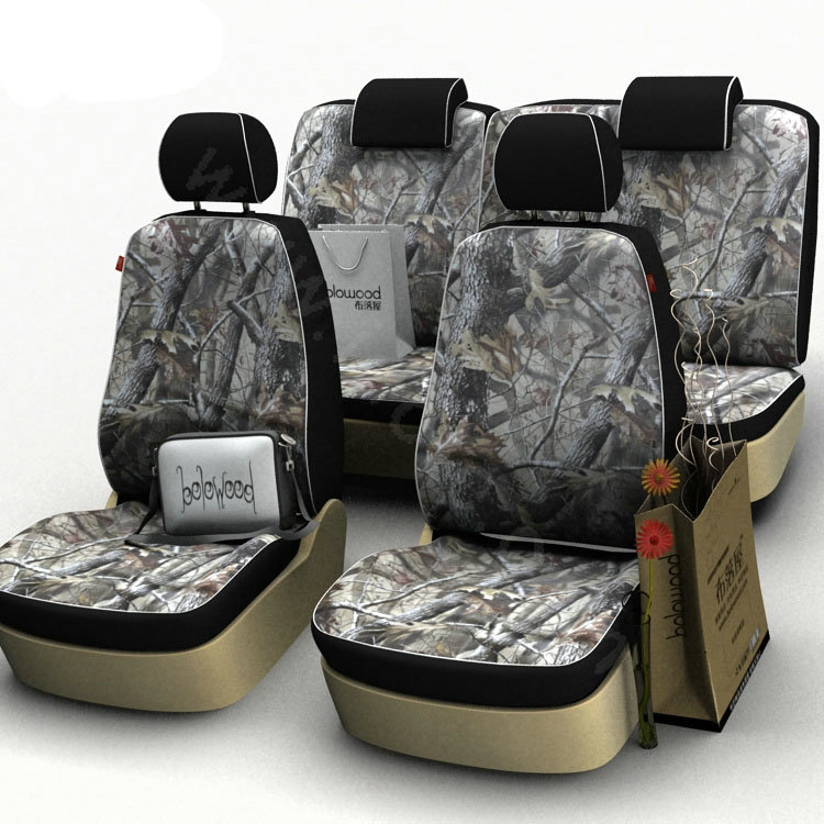 Sportsman Car Seat Covers