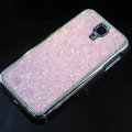 Luxury Bling Case Protective Shell Cover for Samsung Galaxy S5 i9600 - Pink