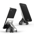 Micro-suction TYCHE-T1 Universal Bracket Phone Holder for Samsung Galaxy S5 i9600 - White