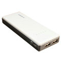 Original Sinoele Mobile Power Backup Battery Charger 7000mAh for Samsung Galaxy S5 i9600 - White