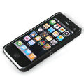 ROCK Naked Shell Cases Hard Back Covers for iPhone 6 - Black
