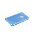s-mak translucent double color cases covers for iPhone 6 - Blue