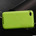 Inasmile Silicone Cases Covers for iPhone 6 Plus - Green
