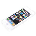ROCK Naked Shell Cases Hard Back Covers for iPhone 6 Plus - White