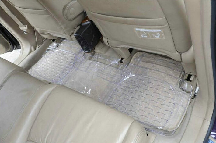 buy wholesale best clear pvc plastic universal vehicle auto foot carpet car floor mats 5pcs sets. Black Bedroom Furniture Sets. Home Design Ideas