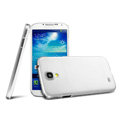 IMAK Ultrathin Clear Matte Color Cover Case for Samsung Galaxy Note 4 N9100 - White