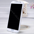 Nillkin Super Matte Hard Case Skin Cover for Samsung Galaxy Note 4 N9100 - White