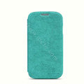 Nillkin leather Case Holster Cover Skin for Samsung Galaxy Note 4 N9100 - Green