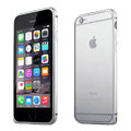 Ultrathin Aviation Aluminum Bumper Frame Protective Shell for iPhone 6 Plus 5.5 - Silver