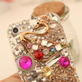 Bling Crystal Cover Rhinestone Diamond Case For iPhone 6S - Gold