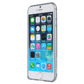 High Quality Aviation Aluminum Bumper Frame Case Cover for iPhone 6 4.7 - Grey