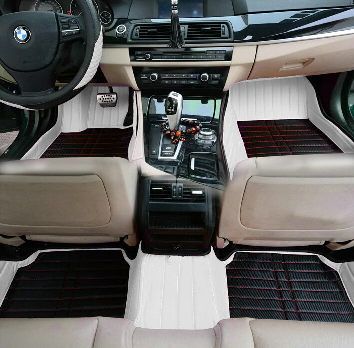 Bmw Z3 Floor Mats: Buy Wholesale Personalized PU Leather Tailored Auto Carpet