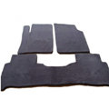 Quality Tailored Winter Genuine Sheepskin Auto Fitted Carpet Car Floor Mats 5pcs Sets For Volvo XC90 - Gray