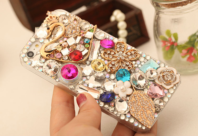 new arrival 2a32f 67b3a Buy Wholesale Bling Crystal Cover Rhinestone Diamond Case For iPhone ...