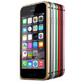 Ultrathin Aviation Aluminum Bumper Frame Protective Shell for iPhone 6S Plus 5.5 - Black